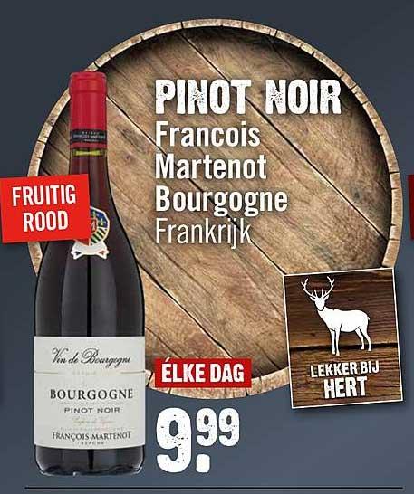 Dirck III Pinot Noir Francois Martenot Bourgogne
