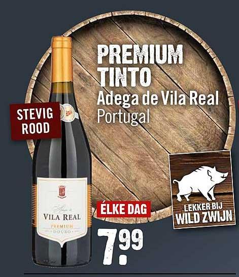 Dirck III Premium Tinto Adega De Vila Real