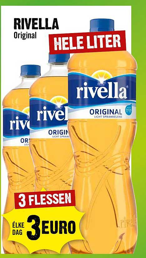 Dirck III Rivella Original