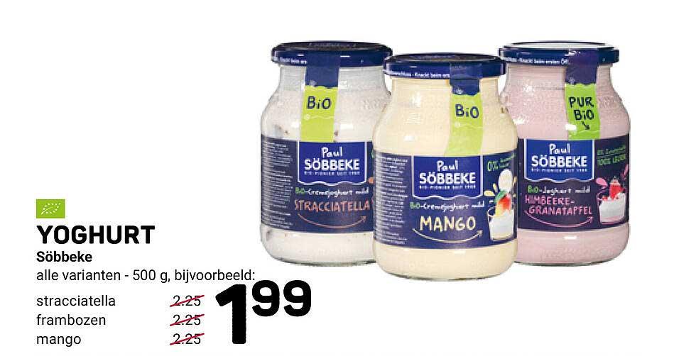 Ekoplaza Yoghurt Söbbeke