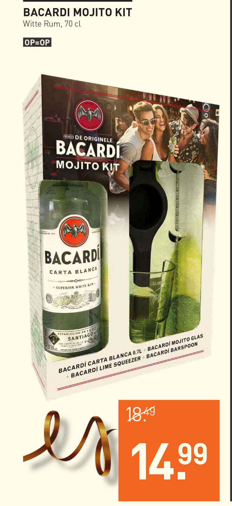 Gall & Gall Bacardi Mojito Kit