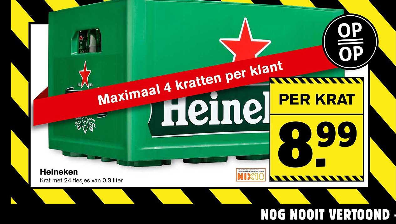 Hoogvliet Heineken