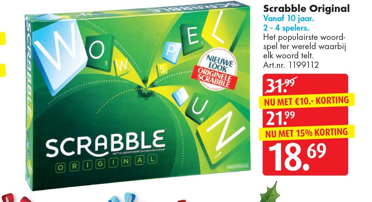 Bart Smit Scrabble Original