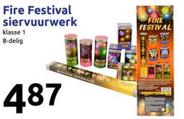 Action Fire Festival Siervuurwerk