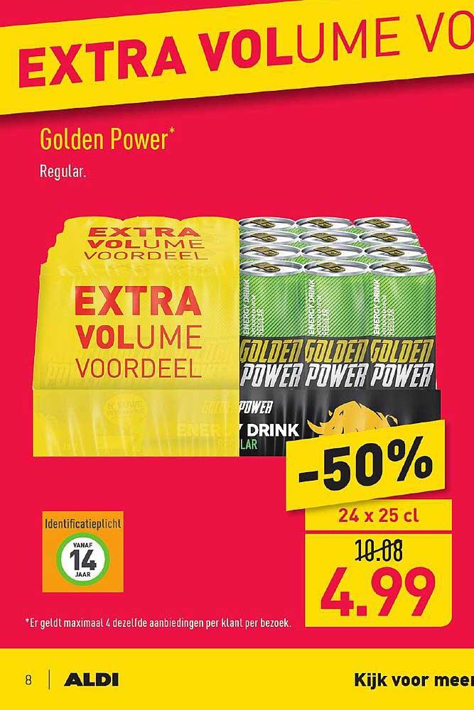 ALDI Golden Power