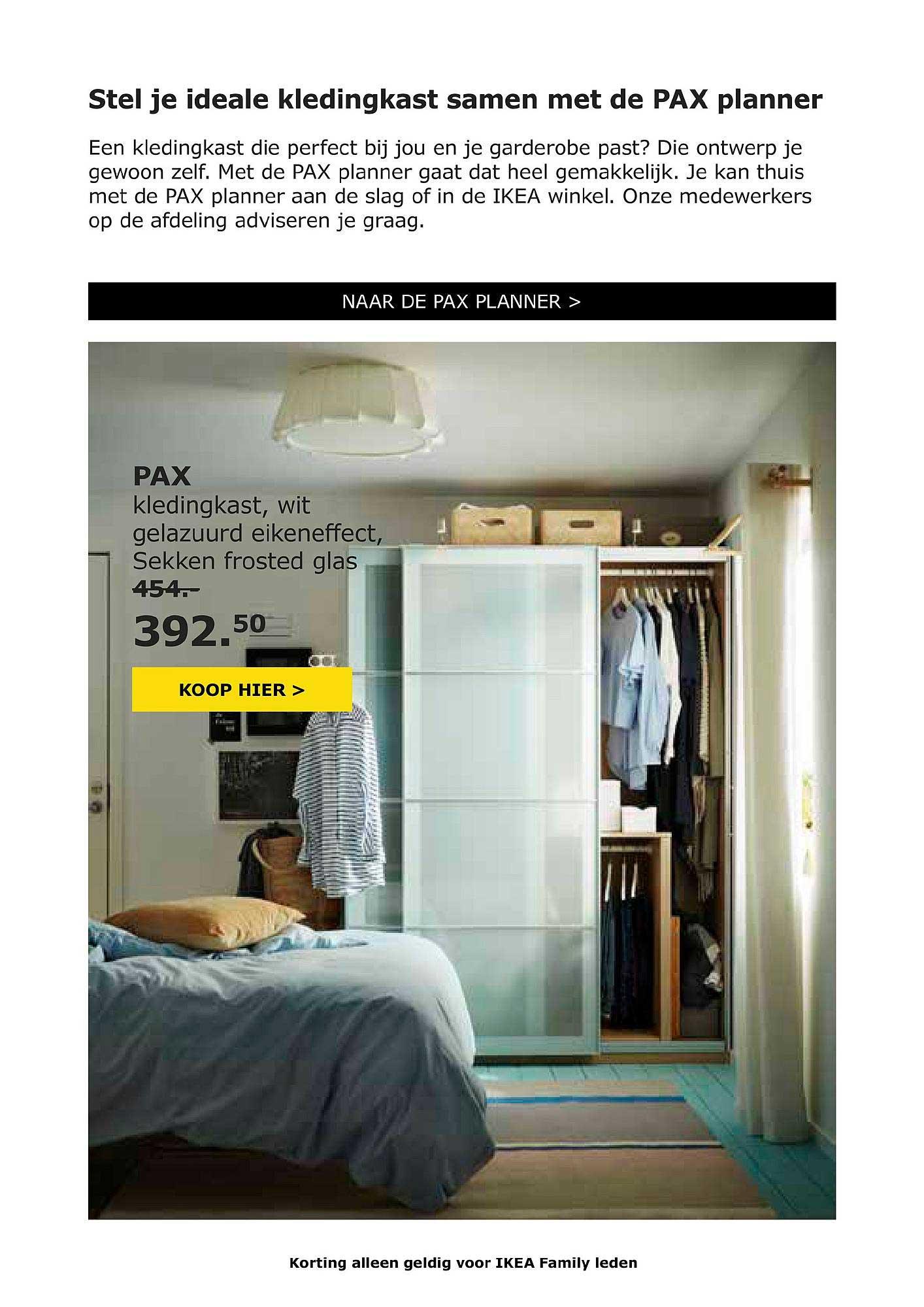 IKEA Pax Kledingkast