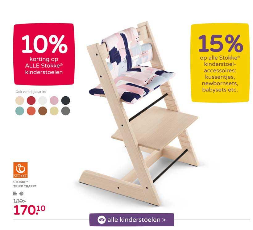 Prénatal 10% Korting Op ALLE Stokke Kinderstoelen