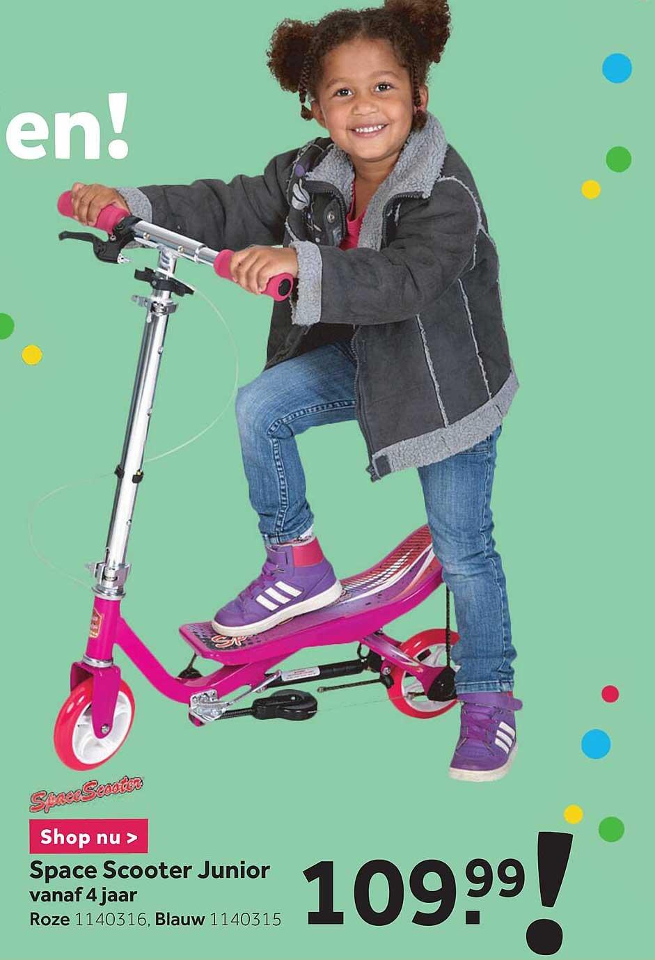 Intertoys Space Scooter Junior