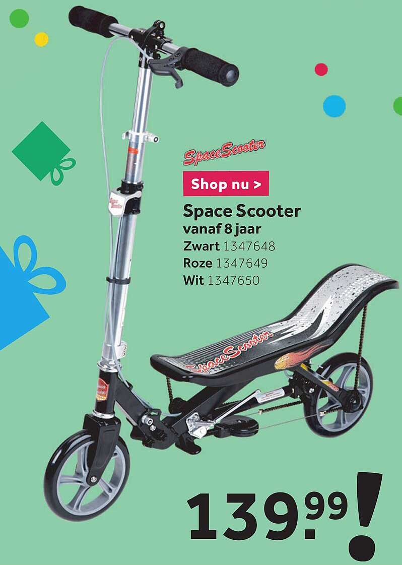 Intertoys Space Scooter