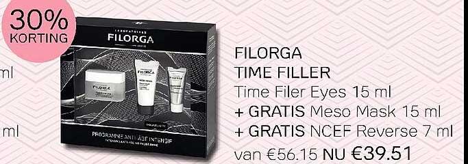 Pour Vous Filorga Time Filler Time Filer Eyes 30% Korting