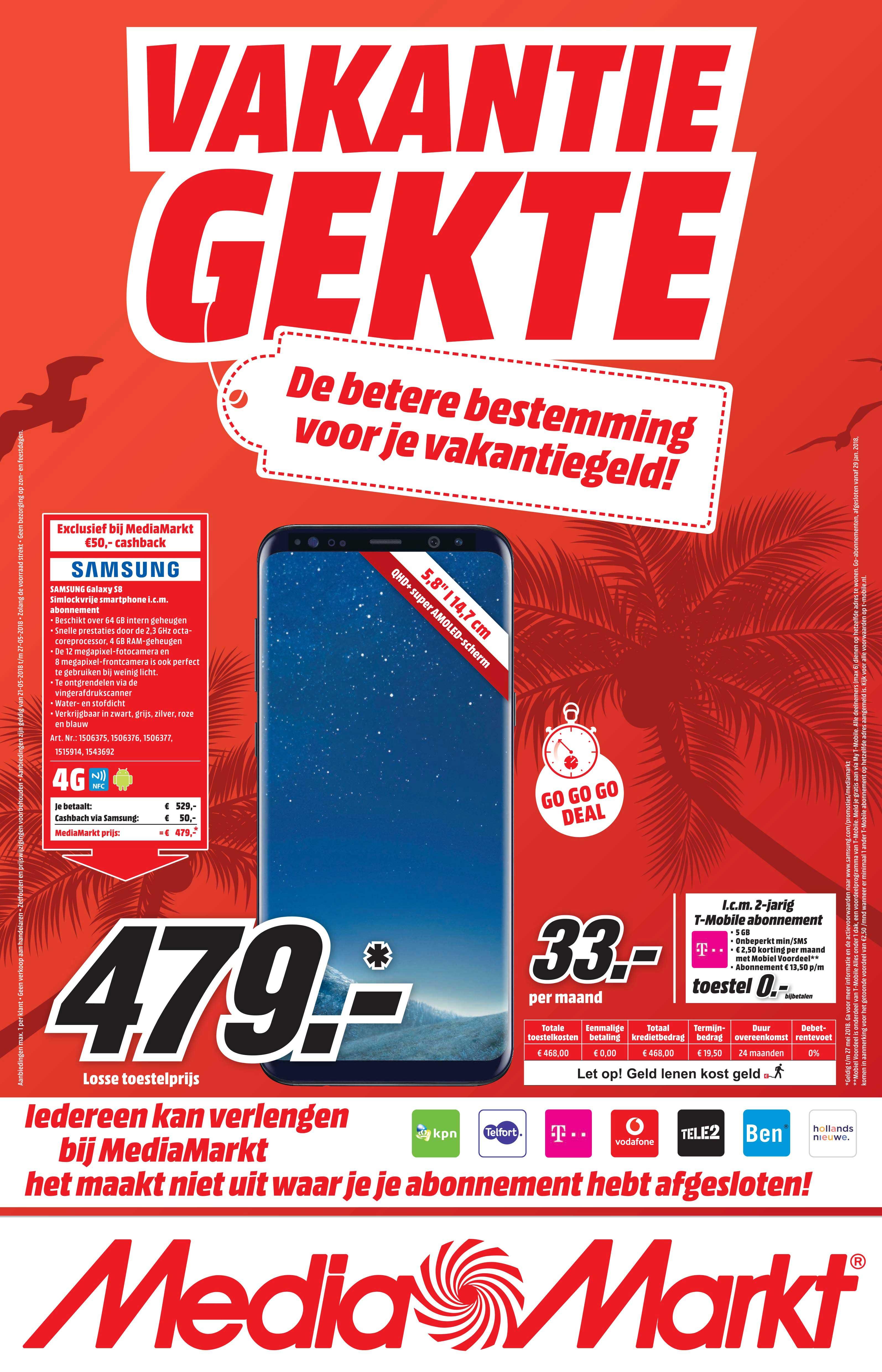 MediaMarkt Samsung Galaxy S8