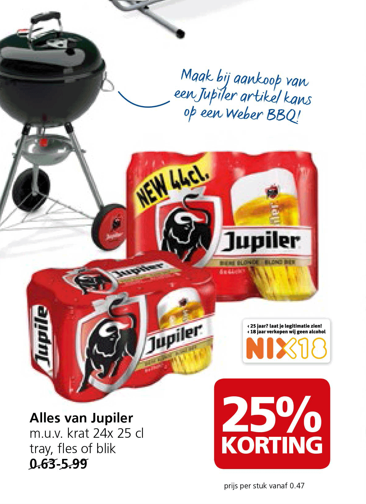 Jan Linders Alles Van Jupiler: 25% Korting