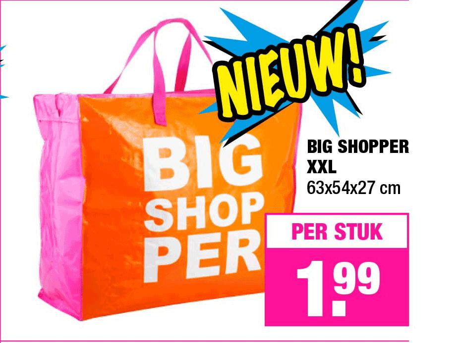 Big Bazar Big Shopper XXL
