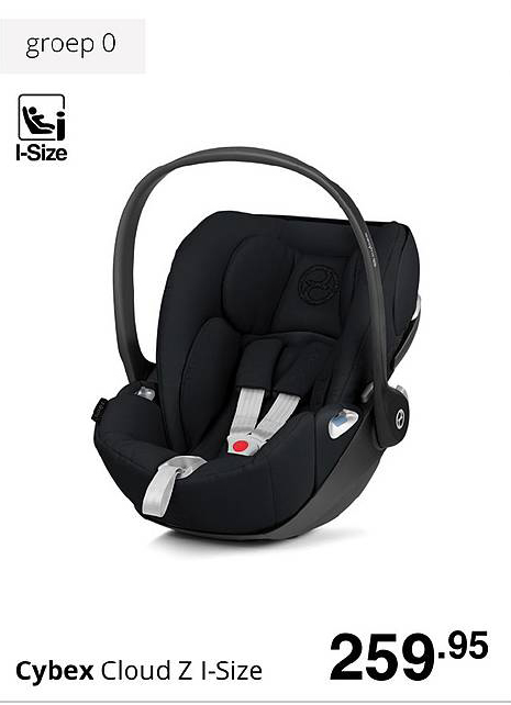 Baby & Tiener Cybex Cloud Z I-Size Autostoel