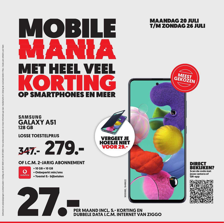 MediaMarkt Samsung Galaxy A51 128 GB