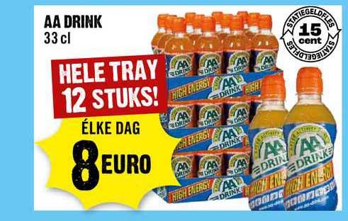 Dirck III AA Drink