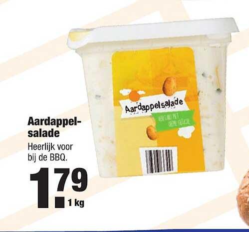 ALDI Aardappelsalade