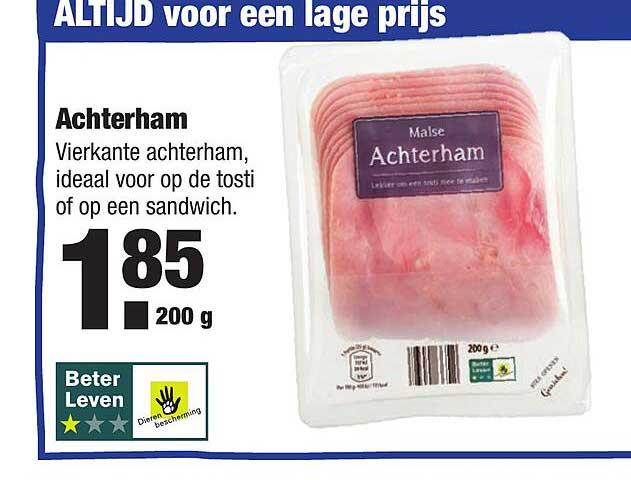 ALDI Achterham
