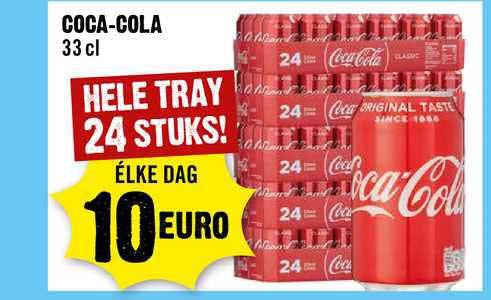 Dirck III Coca-Cola