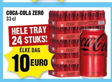 Dirck III Coca-Cola Zero