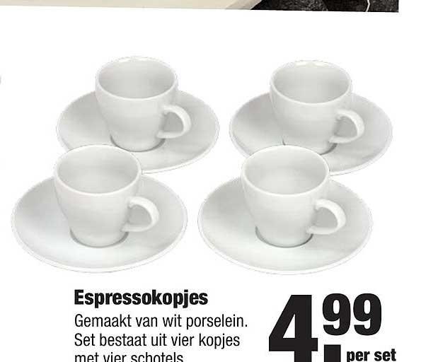 ALDI Espressokopjes