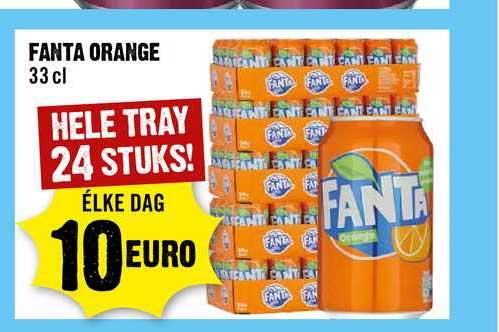 Dirck III Fanta Orange