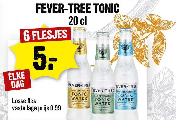 Dirck III Fever-Tree Tonic