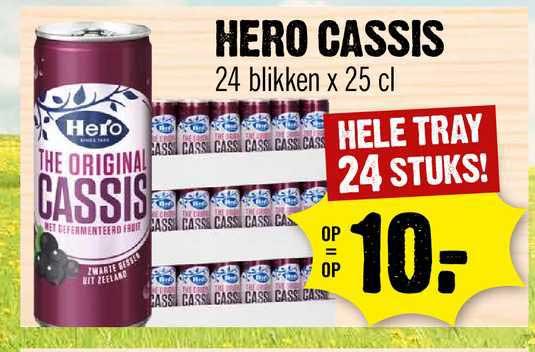 Dirck III Hero Cassis