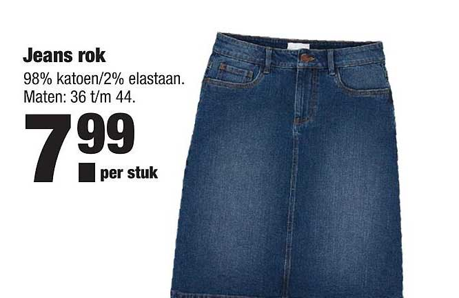 ALDI Jeans Rok