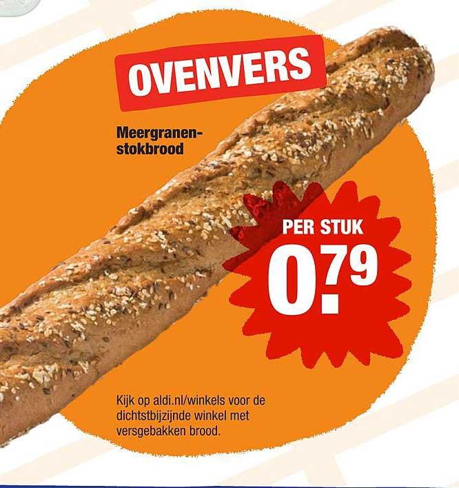 ALDI Meergranenstokbrood