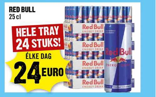 Dirck III Red Bull