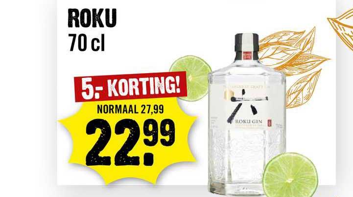 Dirck III Roku 5.- Korting