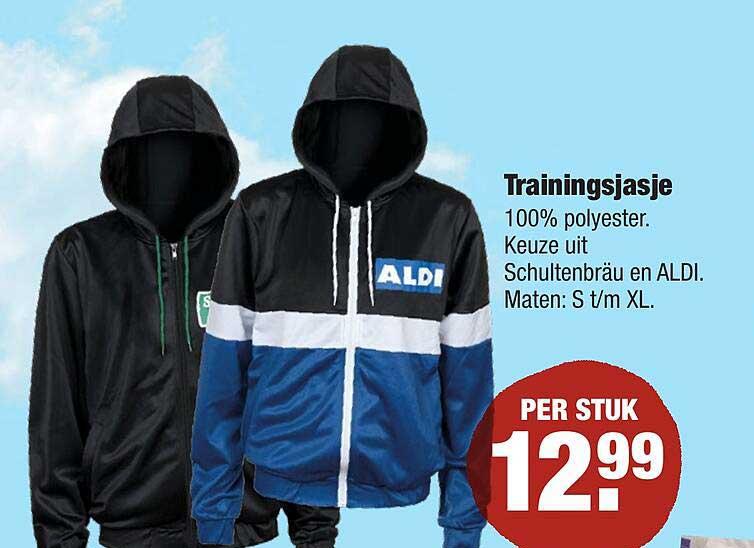 ALDI Trainingsjasje