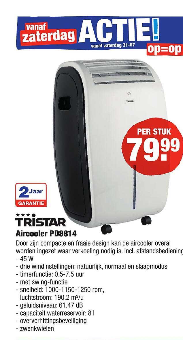 ALDI Tristar Aircooler PD8814