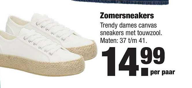 ALDI Zomersneakers