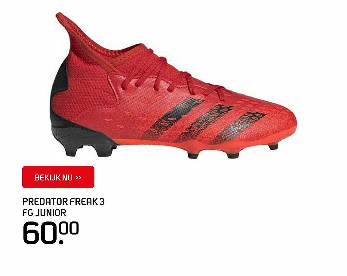 SPORT 2000 Adidas Predator Freak 3 FG Junior