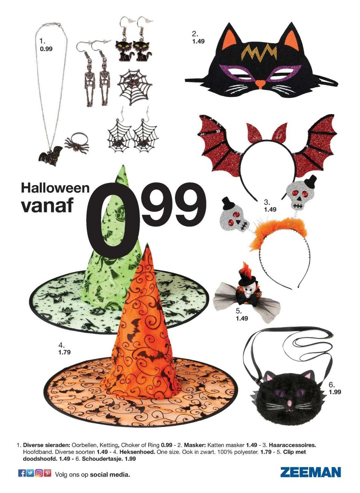 Zeeman Halloween
