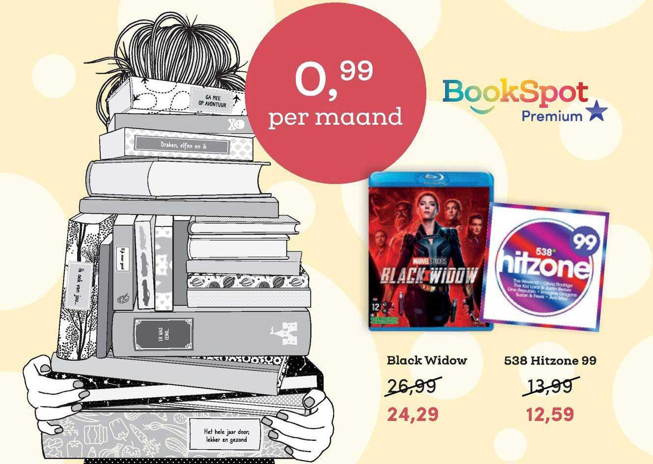 BookSpot Black Widow Of 538 Hitzone 99