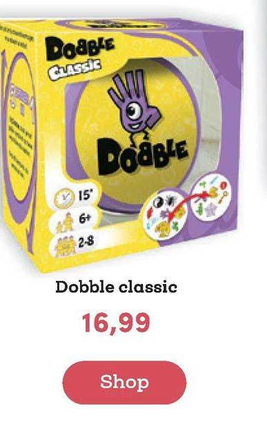 BookSpot Dobble Classic