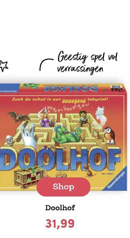 BookSpot Doolhof