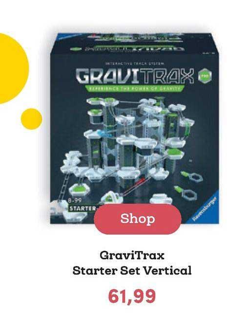 BookSpot GraviTrax Starter Set Vertical