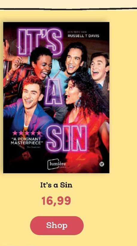 BookSpot It's A Sin