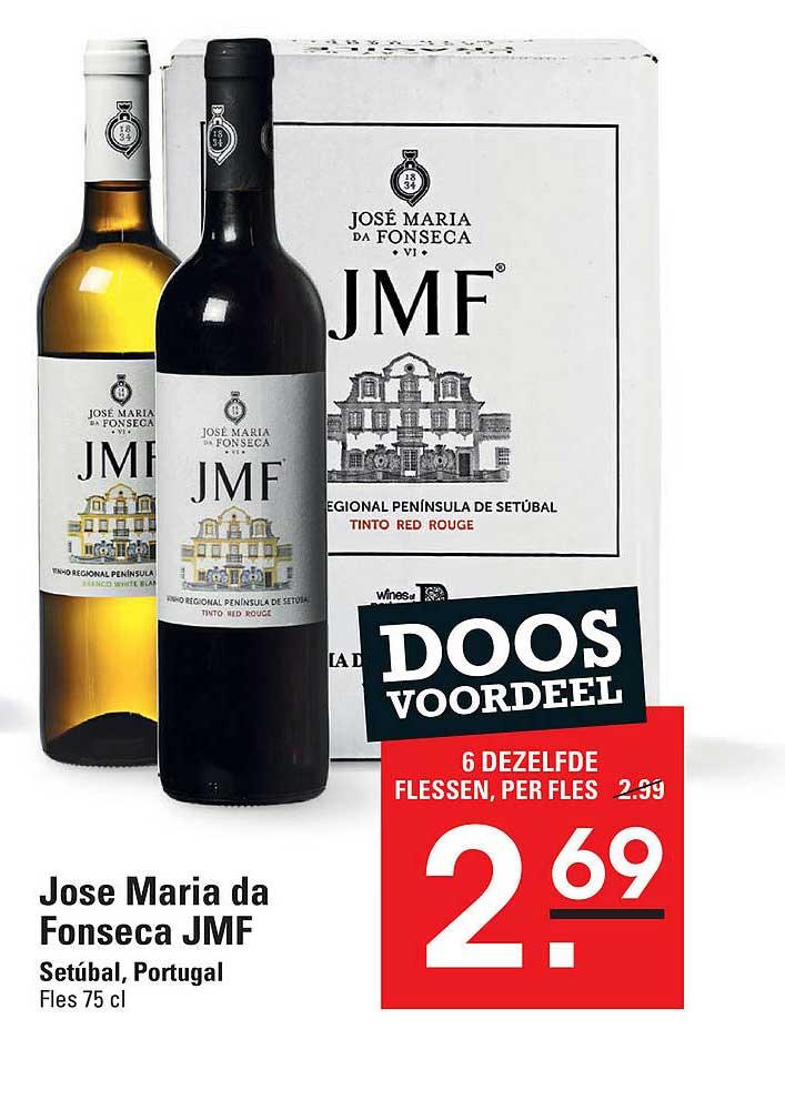 Sligro Jose Maria Da Fonseca JMF Setúbal, Portugal