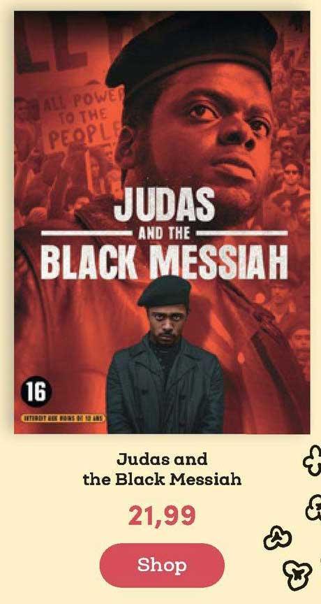 BookSpot Judas And The Black Messiah