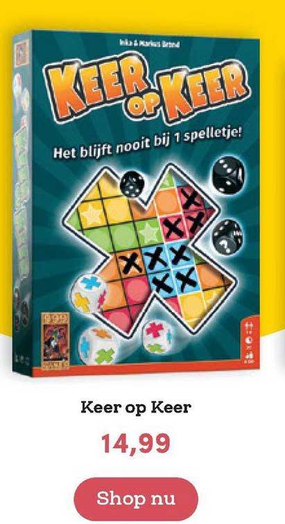 BookSpot Keer Op Keer