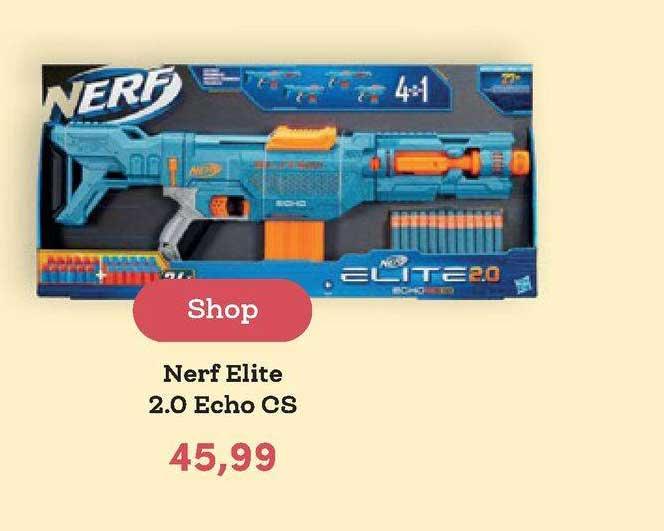 BookSpot Nerf Elite 2.0 Echo CS