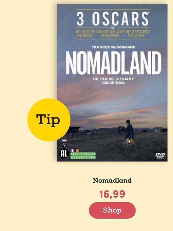 BookSpot Nomadland