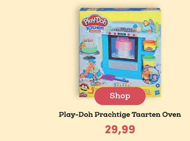 BookSpot Play-Doh Prachtige Taarten Oven
