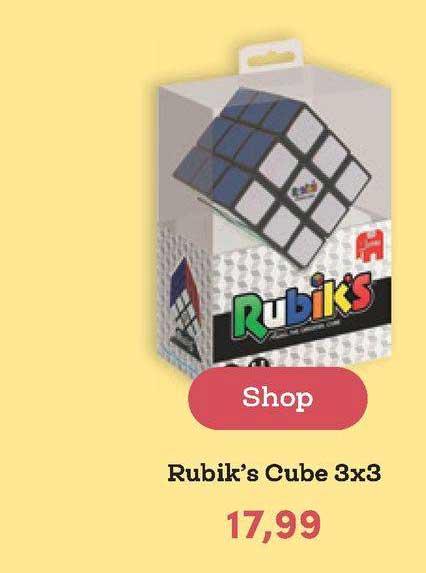 BookSpot Rubik's Cube 3x3