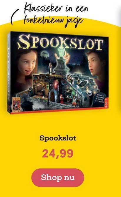 BookSpot Spookslot
